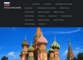 Russiamagazine.ru thumbnail