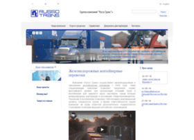 Russotrans.ru thumbnail