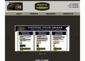 Rusticlumberco.com thumbnail