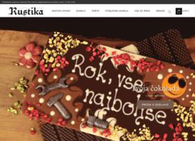 Rustika.si thumbnail