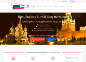 Rusu24.lt thumbnail
