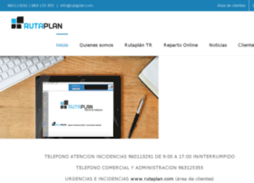 Rutaplan.net thumbnail
