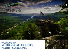 Rutherfordcountync.gov thumbnail