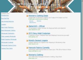 Rx-wholesale.net thumbnail