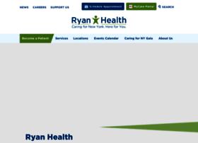 Ryanhealth.org thumbnail