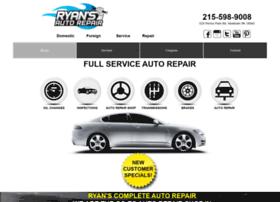 Ryansauto.repair thumbnail