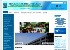 Ryazanovskoe.ru thumbnail