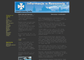 Rzeszowie.info thumbnail