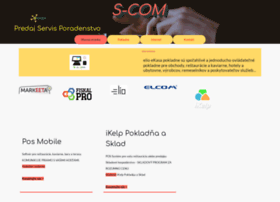 S-com.sk thumbnail