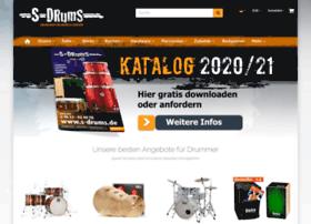 S-drums.de thumbnail