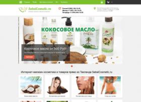 Sabaicosmetic.ru thumbnail