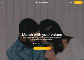 Inshallah.com dating