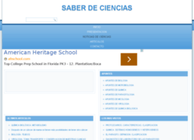 Saberdeciencias.com.ar thumbnail