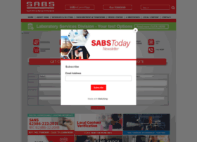 Sabs.co.za thumbnail