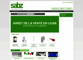 Sabz.fr thumbnail