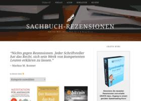 Sachbuch-rezensionen.de thumbnail