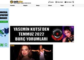 Sacitaslan.com thumbnail