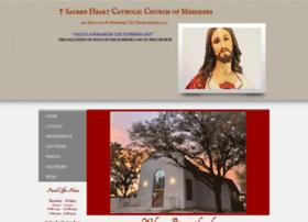 Sacredheartmercedes.org thumbnail