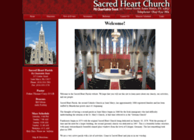 Sacredheartparish.us thumbnail