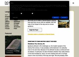 Sacredspace.ie thumbnail