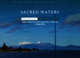 Sacredwaters.co.nz thumbnail