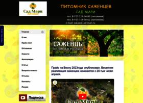 Sad-mari.ru thumbnail