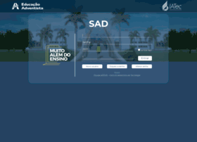 Sad.acsr.org.br thumbnail