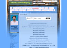 Sadankumarmittapally.in thumbnail