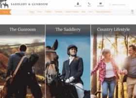 Saddleryandgunroom.co.uk thumbnail