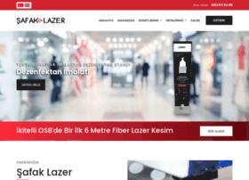 Safaklazer.com.tr thumbnail
