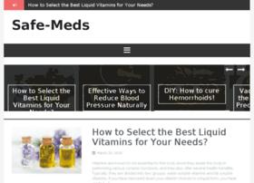 Safe-meds.net thumbnail