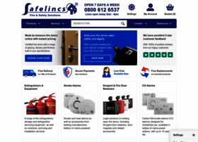 Safelincs.co.uk thumbnail