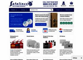Safelincs.co.uk thumbnail