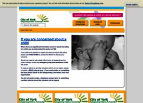 Saferchildrenyork.org.uk thumbnail