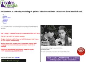 Safermedia.org.uk thumbnail