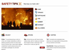 Safety-tips.net thumbnail
