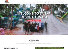 Sagarresort.co.in thumbnail