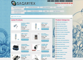 Sagartexbd.com thumbnail