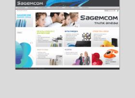 Sagem-communications.ru thumbnail