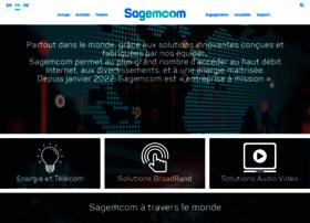 sagemcom com at WI  Official website   Sagemcom