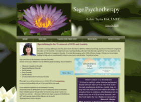 Sagepsychotherapy.org thumbnail
