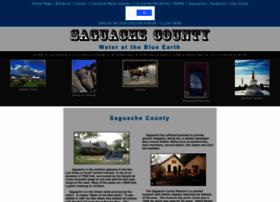 Saguache.org thumbnail