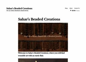 Saharscreations.com thumbnail