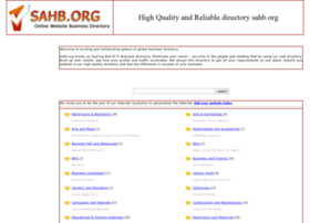 Sahb.org thumbnail