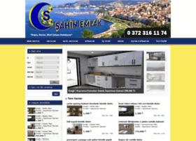 Sahinemlak67.com.tr thumbnail