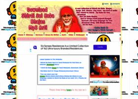 Saibababhajans.com thumbnail