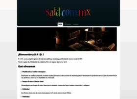 Said.com.mx thumbnail
