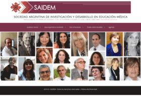 Saidem.org.ar thumbnail