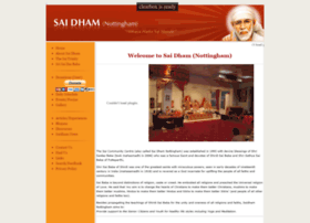 Saidham.org.uk thumbnail