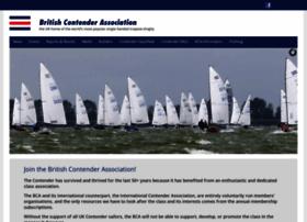 Sailcontender.org.uk thumbnail